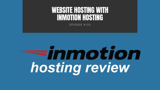Great Website Hosting : InMotion Hosting