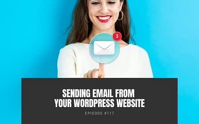 Sending Emails from WordPress Sites