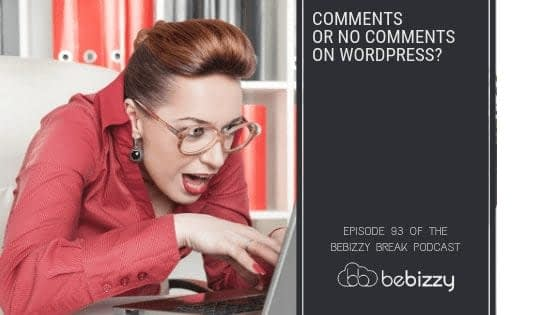 Comments or No Comments on WordPress?