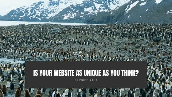 Is Your Website As Unique As You Think?