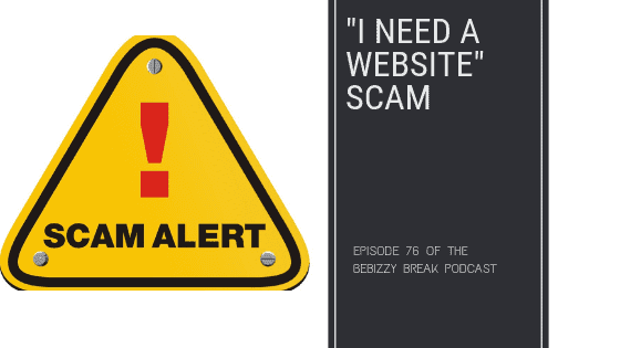 """The """"I Need A Website"""" Scam (and do you accept credit cards?)"""