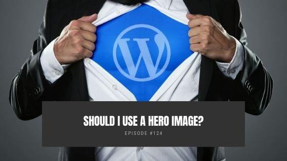 Should I Use Hero Images?